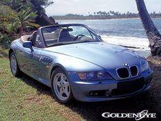 BMW Z3 - GoldenEye