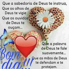 Bom dia! ✌☕