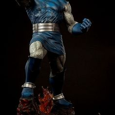 Darkseid Premium Format Figure – Final Production Gallery Your future. A DC Comics Premium Format™ Figure by Sideshow Collectibles. The Darkseid Premium Format Figure is now available at Sideshow.com for fans of Superman, Justice League  DC Comics. #hero #comics #DCComics #DC #Marvel #figurines #Collectibles #gifts #collect