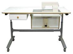 sewing machine platform
