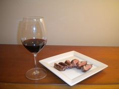 Wine: 2009 Belle Glos Clark & Telephone Pinot Noir  Entree: Sugar and Spice Skillet-Roasted  Duck Breast