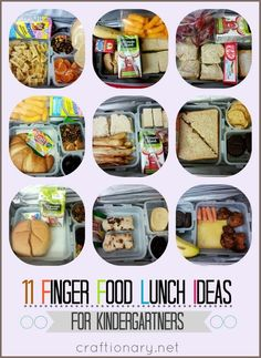 11 Toddler Finger food lunch ideas for kindergarten #lunchideas #healthyrecipes