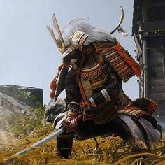 Samurai Tattoo, Samurai Art, Samurai Warrior, Japanese History, Japanese Culture, Japanese Warrior, Ghost Of Tsushima, Aikido, Dark Fantasy Art