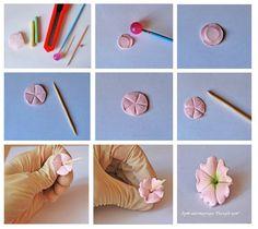 МК по вьюнам из полимерной глины - Ярмарка Мастеров - ручная работа, handmade