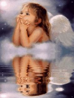 An Angel in Heaven!!  Repinned by An Angel's Touch, LLC, d/b/a WCF Commercial Green Cleaning Co., Denver's Property Cleaning Specialists. http://angelsgreencleaning.net
