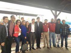 """En el mes de la juventud #sejuva nos invito a un recorrido por los principales barrios de Aguascalientes y visita al programa """"Museo Abierto al Pueblo"""" para hablar sobre nuestro proyecto #projuventudes :D"""