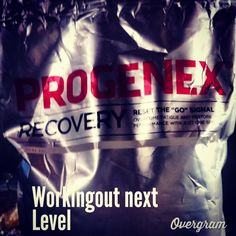 Progenex next workout level !! Protein muscullar recovery