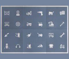 Sergeva icons on Behance