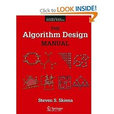 The Algorithm Design Manual: Amazon.co.uk: Steven S Skiena: Books