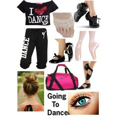 Dance outfit!!