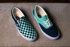 7346a8c4b8 Best Sneakers   Vans Golden Coast Era  amp  Slip On (Summer 2014) -