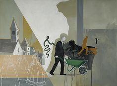 Paintings by Joshua Field Art And Illustration, Artist Painting, Painting & Drawing, Composition Art, Art Cart, Painting Workshop, Painting Still Life, Figurative Art, Word Art