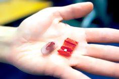 Robô origami remove bateria de estômago simulado  Um robô ingerível revestido de carne com capacidade de se desdobrar dentro do estômago é aposta do MIT para o futuro.  Em experimentos envolvendo uma simulação do esôfago e estômago humano pesquisadores do MIT da Universidade de Sheffield e do Instituto de Tecnologia de Tóquio mostraram um minúsculo robô origami que pode desdobrar-se a partir de uma cápsula ingerida e guiada por campos magnéticos externos rastejar através da parede do…