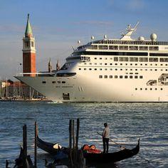 Crucero por el Mediterráneo.