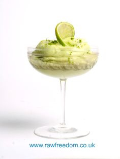 Raw Recipes   Raw Freedom--spicy walnut pate and lime mousse!