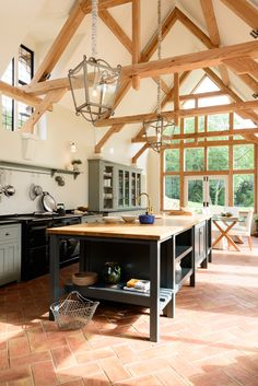 deVOL Bespoke Classic English Kitchens are designed and built in England, inspired by Georgian and Country Kitchen designs. Classic Kitchen are fully bespoke kitchens of the finest quality. Devol Kitchens, Home Kitchens, Grange Restaurant, Cow Shed, Barn Renovation, English Kitchens, Family Kitchen, Bespoke Kitchens, Farmhouse Lighting