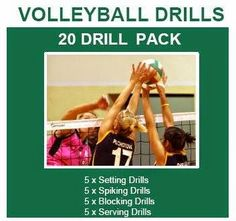 How to improve your volleyball skills.