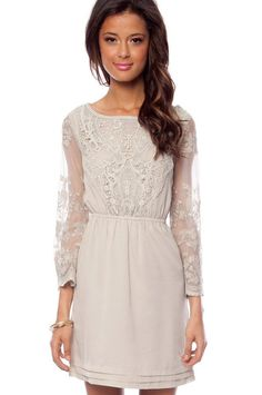 Lace. Yes. Get in my closet