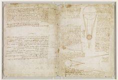 Modern mind of Leonardo da Vinci is revealed at Minneapolis exhibit. http://strib.mn/1Ftw2Wa