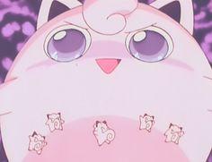 pokemon, jigglypuff, and pink image Kirby Pokemon, Gen 1 Pokemon, Pokemon Memes, Pokemon Jigglypuff, Fnaf, Doremi Anime, Laugh Cartoon, Baby Guinea Pigs, Trash Art