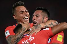 @Chile #LaRoja #SelecciónChilena #9ine