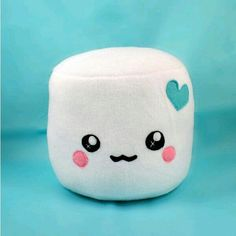 Cats Toys Ideas - Marshmallow plushie - pillows cushions chocolate dipped novelty round kawaii… - Ideal toys for small cats Food Pillows, Cute Pillows, Diy Pillows, Cushions, Brown Throw Pillows, Accent Pillows, Cute Marshmallows, Ideal Toys, Ideias Diy