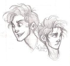 Sketches by *sawebee on deviantART