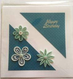 Quilling, Napkins, Tableware, Birthday, Cards, Dinnerware, Towels, Dinner Napkins, Dishes