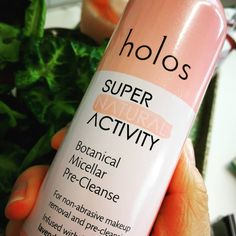 Available to purchase from Reveal Online 🛍️🛒💳 The Micellar Pre-Cleanse is perfect for 🍊Eye Makeup Removal 🎨Makeup Removal 👀Pre Cleanse to remove surface debris / makeup etc before cleansing  Contains  Sweet Orange Oil 🍊 Lavender💜 Frankincense Argan Oil🌿 Jojoba Oil🌱 Chamomile😌  What a combo !! #holosskincare #supernaturalactivity #skincare #revealbeautywellness #revealtullamore #skinrepair #micellarwater #precleanse #skincleanse #doublecleanse Argan Oil, Jojoba Oil, Skin Cleanse, Micellar Water, Orange Oil, Eye Makeup Remover, Super Natural, Lavender, Surface