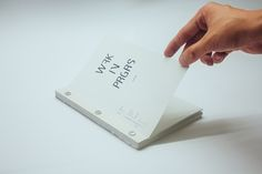 Process Journal for Typography I Class on Behance