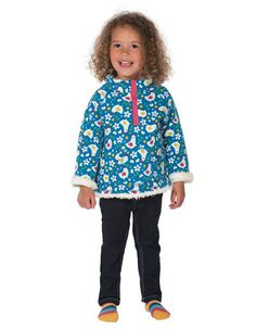 Frugi Little Snuggle Fleece – Ohh! By Gum - fashion for women and children Snuggles, Must Haves, Children, Kids, Organic Cotton, Tunic Tops, Womens Fashion, Cute
