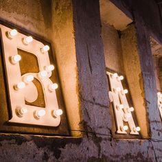 Bodas en La Estación – Cristina & Co. wedding planner #industrialwedding #bodaindustrial #wedding #boda