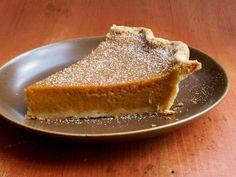 Get this all-star, easy-to- Buttermilk Pumpkin Pie recipe from Food Network Magazine. Pumpkin Pie Recipe Food Network, Pumpkin Pie Recipes, Food Network Recipes, Food Processor Recipes, Pumpkin Dishes, Fall Recipes, Holiday Recipes, Thanksgiving Desserts, Fall Desserts