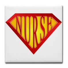 Super Nurse! What's your super power?   ;)