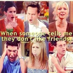 The reaction is JOEY'S