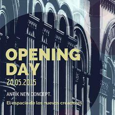 #openingday #apertura #shop #shoponline #antiknewconcept #antik #espaciodenuevoscreadores #tienda #tiendaonline
