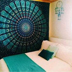 Buy indian hippie tapestry wall hanging dorm room star mandala tapestries on sale. we offer cool college tapestry dorm room bedspread mandala sofa blanket. Elephant Tapestry, Dorm Tapestry, Tapestry Bedroom, Tapestry Wall Hanging, Wall Hangings, Tapestries Diy, Hippie Tapestries, Tapestry Fabric, Elephant Art