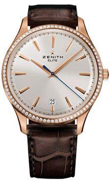 Zenith Elite Captain Central Second RG 22.2020.670/01.C498