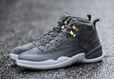 "92f8f502d7ee Air Jordan 12 ""Dark Grey"" Releases this Saturday Cheap Jordans"