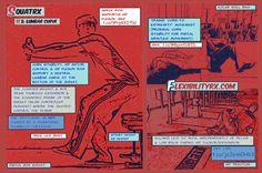Ido Portal, Core Stability, Squats, Comic Books, Squat, Cartoons, Comics, Comic Book, Graphic Novels