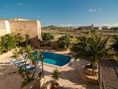 #Holiday farmhouse rental on the Maltese island of Gozo. 4 bedrooms, sleep 9 people. │ #gozo gozovillarentals.com