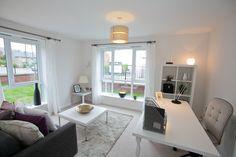 Living Room at Plumlife Development - North Side, Blackburn.