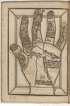 Titre :  Die Kunst Ciromantia  Auteur :  Hartlieb, Johann  Éditeur :  Jörg Schapf (Augsburg)  Date d'édition :  1490-1495  XYLO-41  Folio 293v