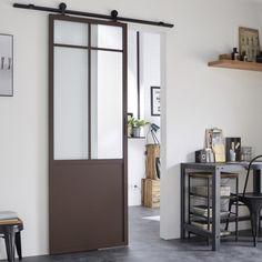 Verrière Intérieure Sélection De Modèles à Poser Soimême Salons - Porte intérieure style atelier