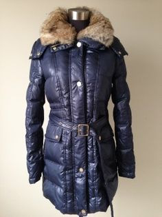 Save 74% Vince Camuto Down Coat Small  New with tags  Original Retail:  $425 + tax  Our Price:  $125
