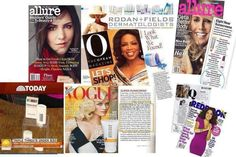 Beauty editors agree: Rodan and Fields products are amazing! You can't argue with Oprah - you just can't.