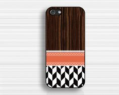 wood mosaic iphone casewood iphone 5s casemosaic by case7style, $7.99