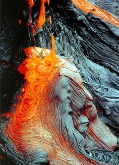Flame Witch:  #Flame #Witch ~ Lava flow.