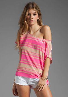 Blusas rayadas de moda casual verano 2013   http://blusas.me/blusas-rayadas-de-moda-casual-verano-2013/