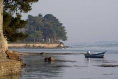 Calme et repos dans le Gofle du Morbihan (56) France Camping Places, Camping Car, French Brittany, Western Coast, France 1, Tahiti, Sailing, Ocean, Landscape